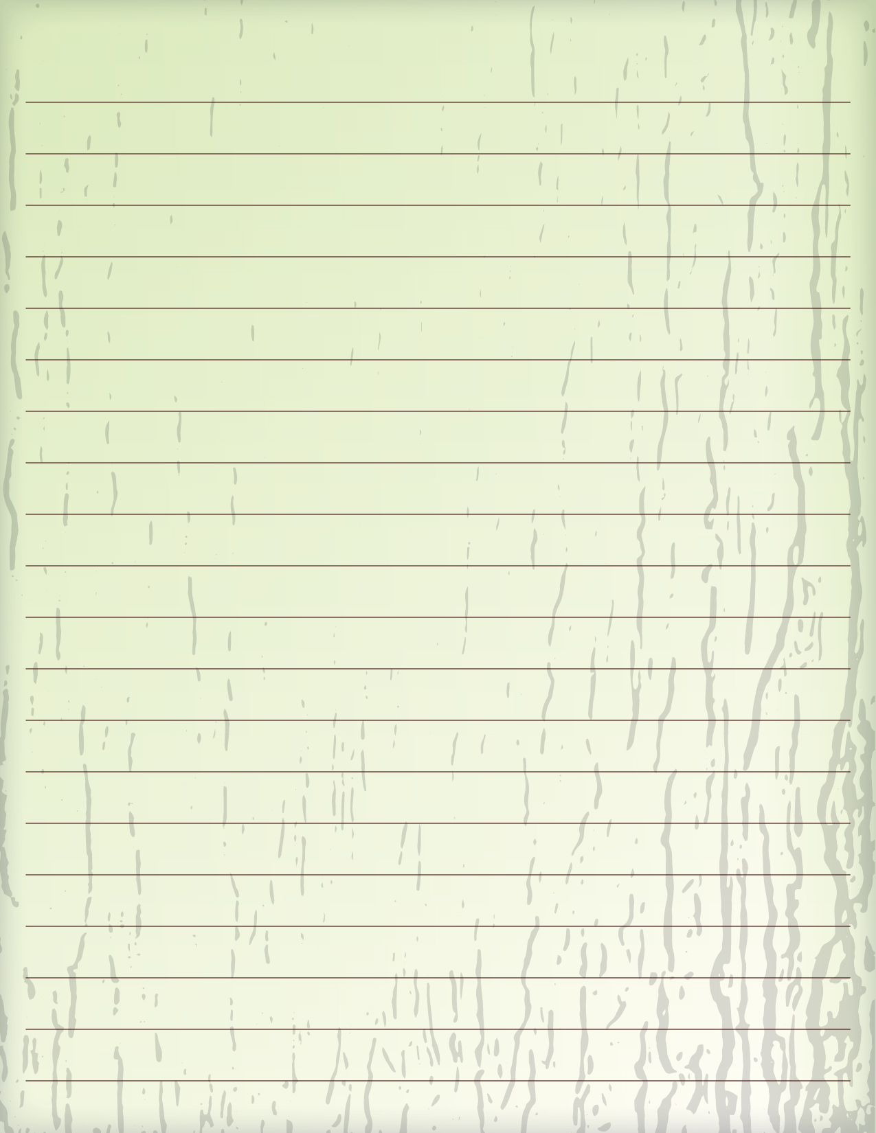 handwriting tablet paper