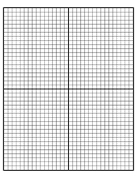 Pics Photos - Coordinate Plane Printable Graph Paper