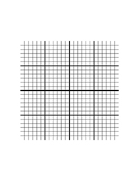 Free Printable Graph Paper for kids