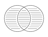 Printable Venn Diagram Template
