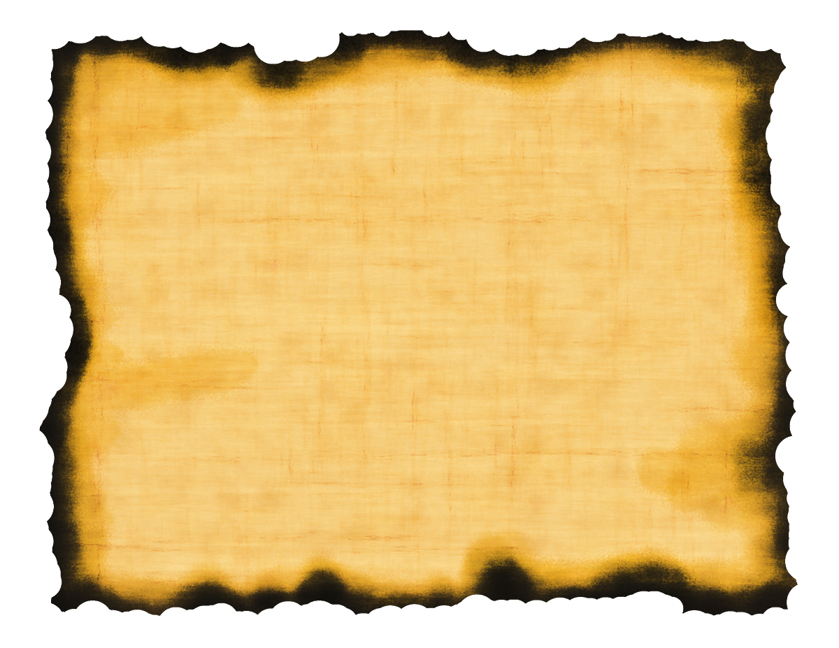 Printable treasure maps for kids for Pirate scroll template