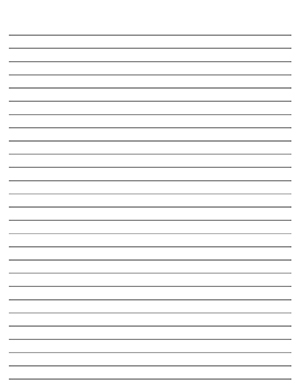 Free Templates For Primary Lined Paper | New Calendar Template Site