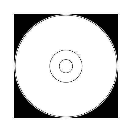 dvd sticker template