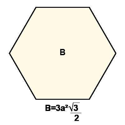 Hexagon Area 3