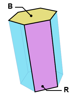 Hexagon Base and Rectangle