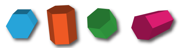Hexagonal Prism Images