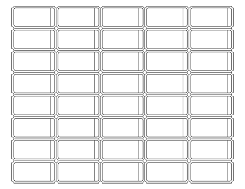 Blank Event Ticket Templates