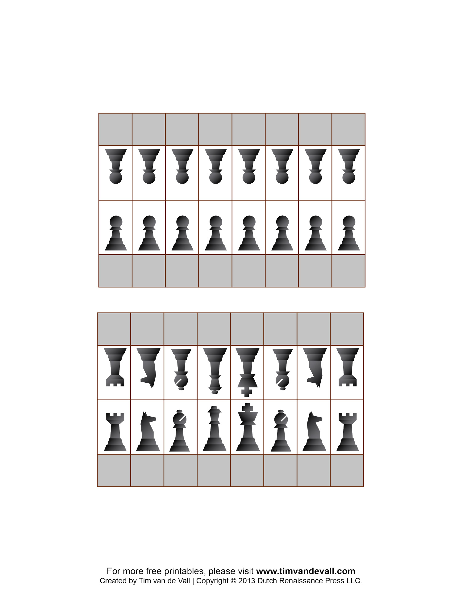 Exhilarating image within chess board printable