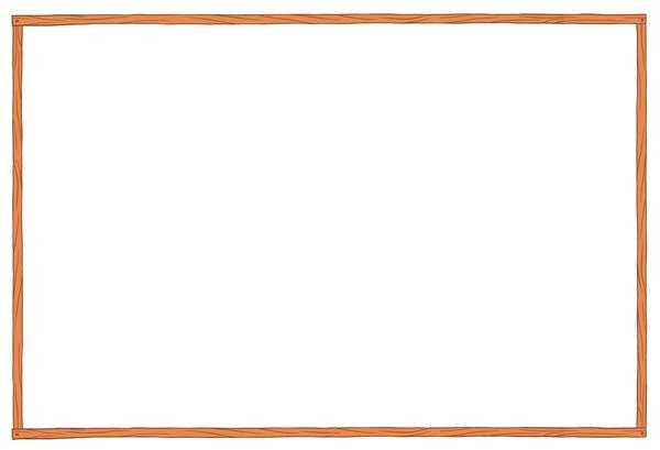 blank postcard template