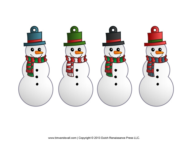Stupendous image with regard to free printable snowman