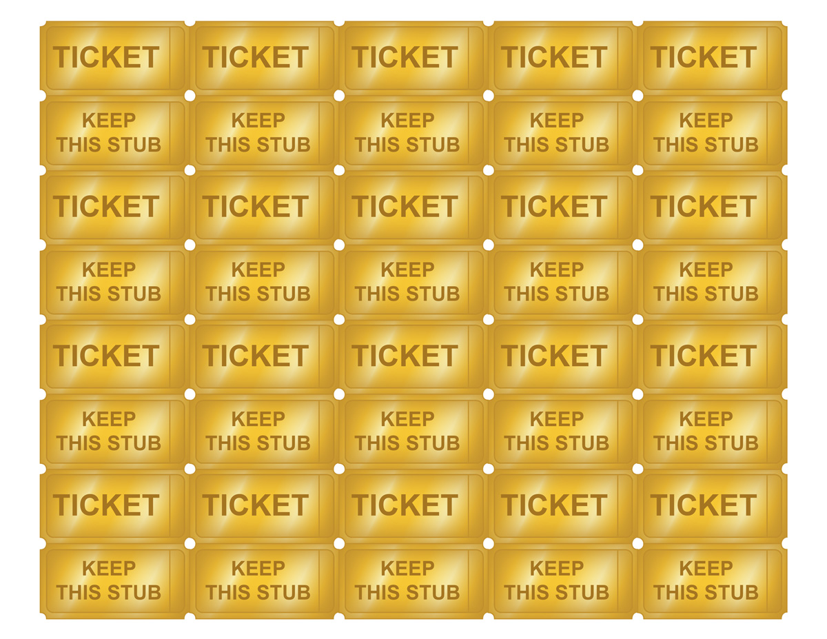 raffle ticket templates tim s printables raffle tickets