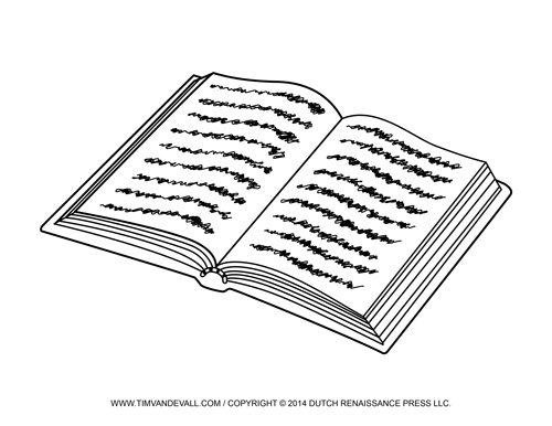 Free Open Book Clip Art Images Amp Template Open Book Pictures