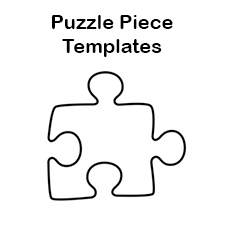 mystery puzzle piece book report