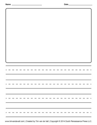 Tim van de vall comics printables for kids for Blank book template for kids