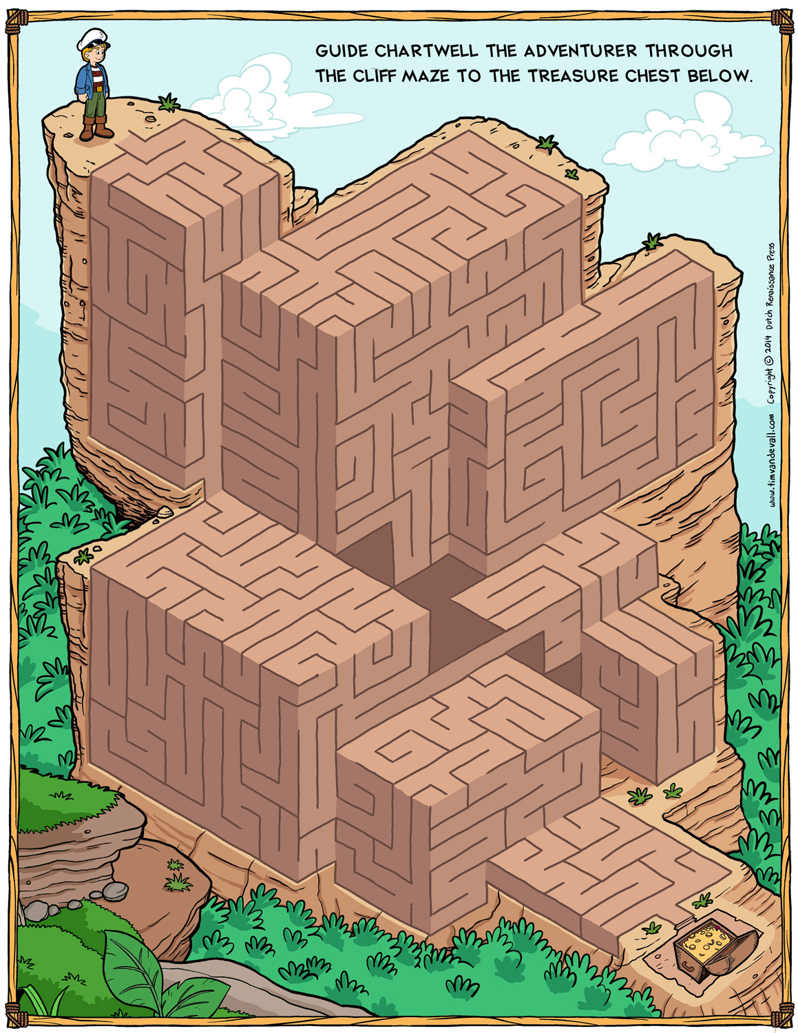 Printable Maze Puzzles Free Pirate Treasure Maps For A Birthday Party ...