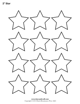 printable star templates free blank star shape pdfs. Black Bedroom Furniture Sets. Home Design Ideas