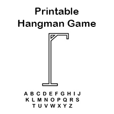 Games Archives – Tim's Printables