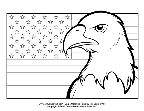 printable coloring pages patriotic - photo#9