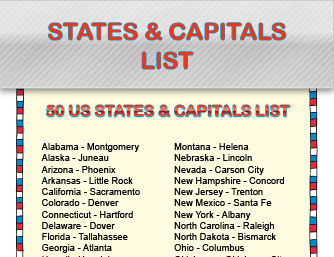 alphabetical state capitals with States Capitals Worksheets on Birds also Maine Museum furthermore 91123 additionally 50 States And Capitals List likewise Watch.