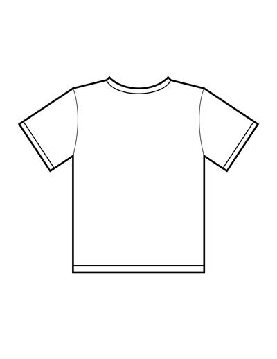 tshirt template