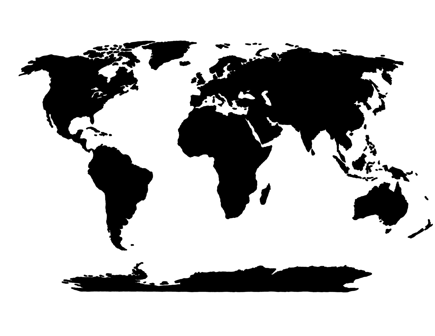 World Map Blank Template Map Get Free Image About World Maps – Blank World Map Worksheet