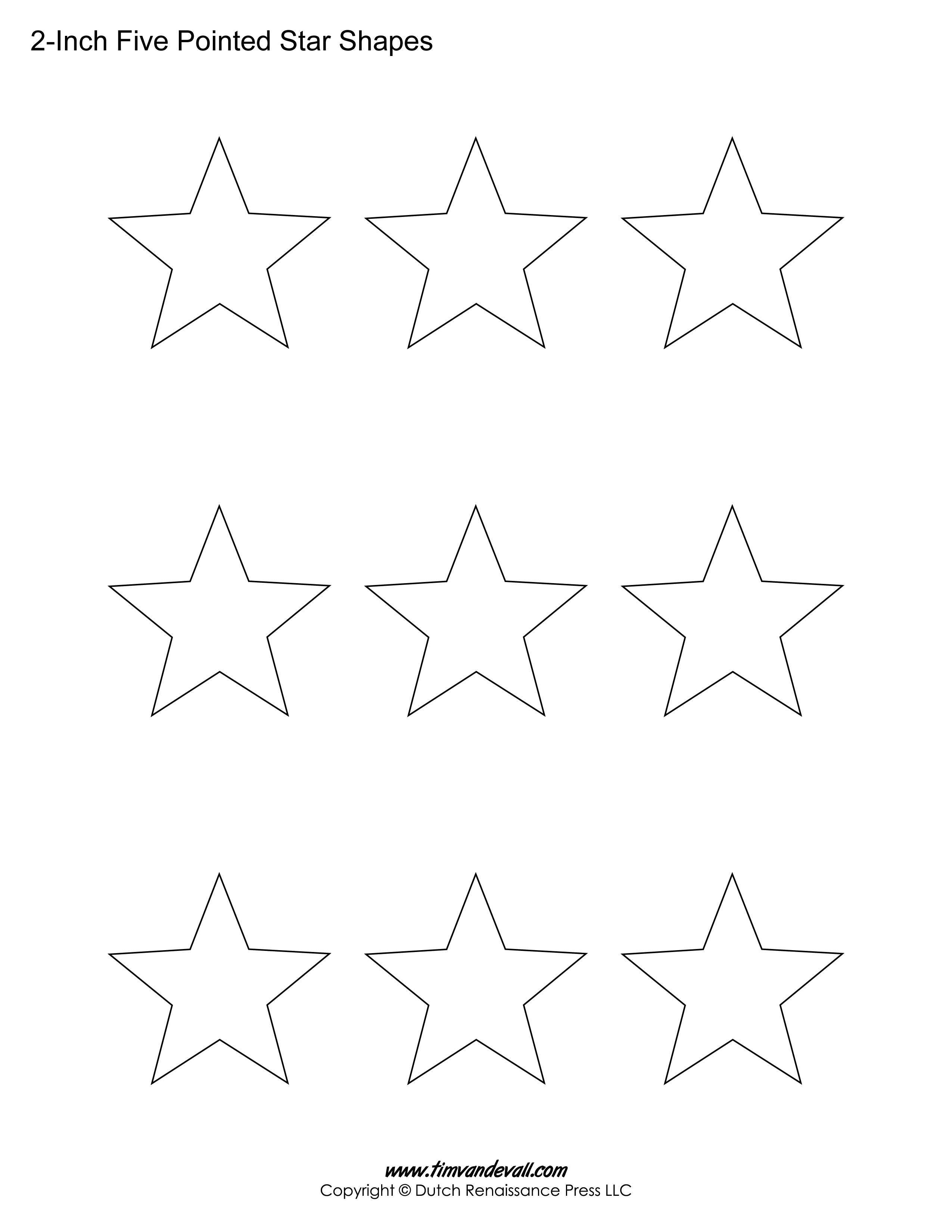5 sided stars printable five pointed star templates blank shape pdfs on 3 7 8 inch printable template