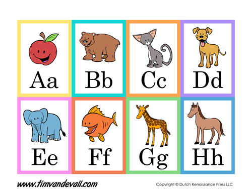 image about Printable Alphabet Flash Cards known as Printable Alphabet Flash Playing cards Language Arts Printables