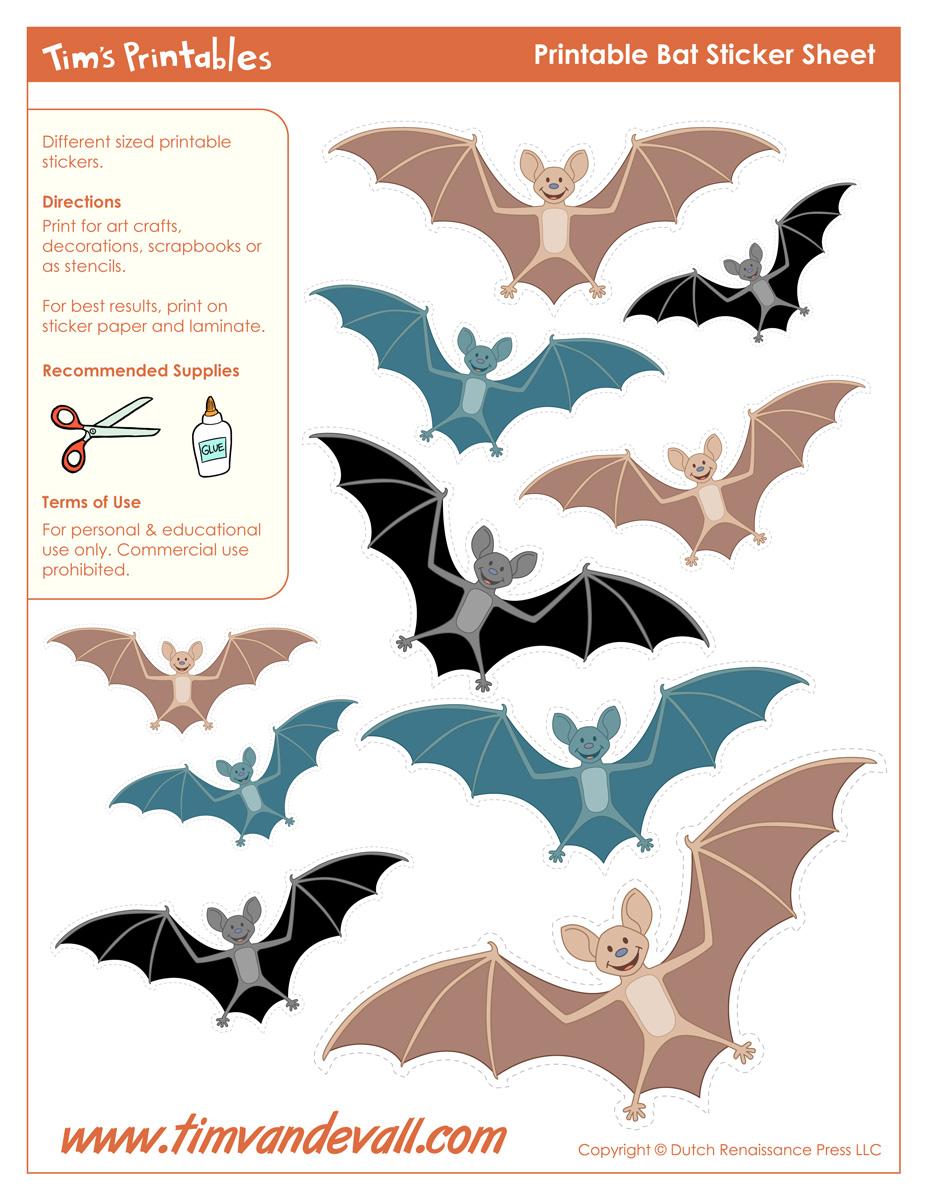 image regarding Printable Bat identify Halloween Bat Templates toward Lower Out Paper Bat Decorations - PDF