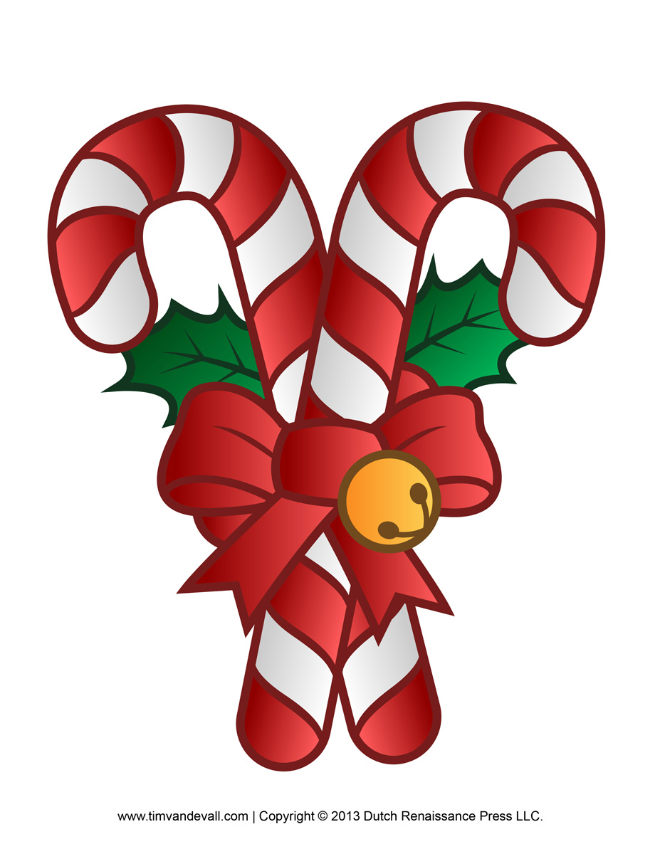 photo about Candy Cane Printable called sweet-cane-printable - Tims Printables