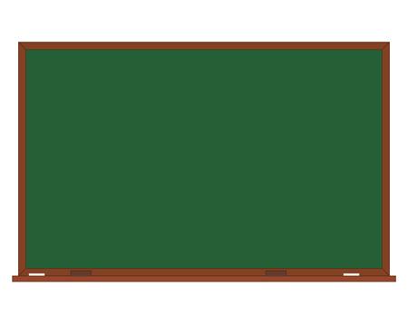 blank chalkboard template
