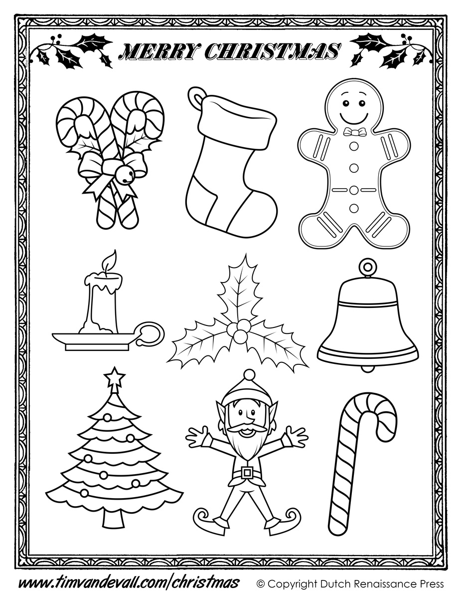 Cut & Paste Archives - Tim\'s Printables