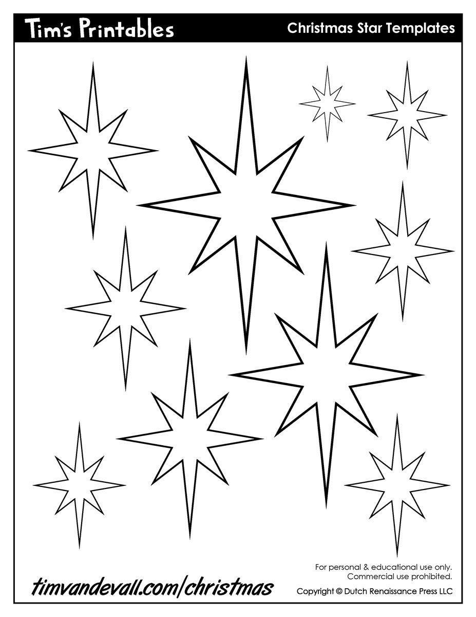 christmas star templates jpg christmas star template