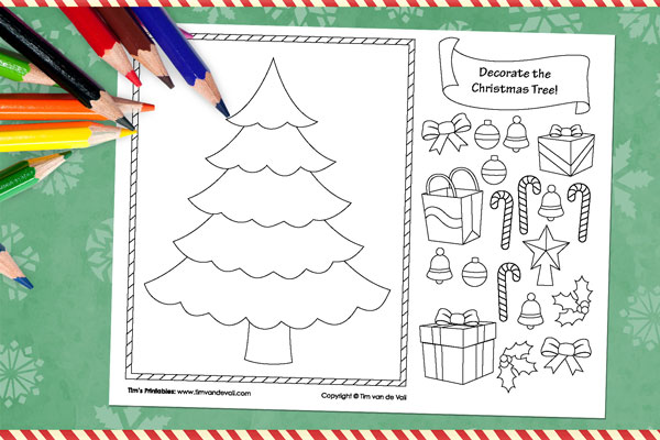 photo regarding Christmas Printable Paper named Printable Paper Xmas Tree Template and Clip Artwork