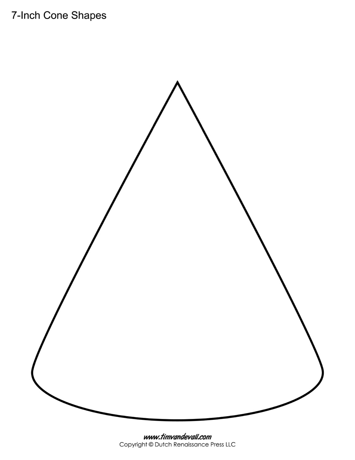 Cone Shape Related Key...
