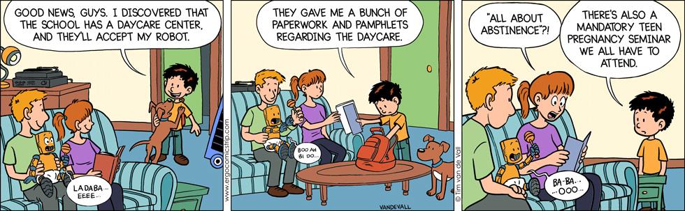 Daycare Paperwork