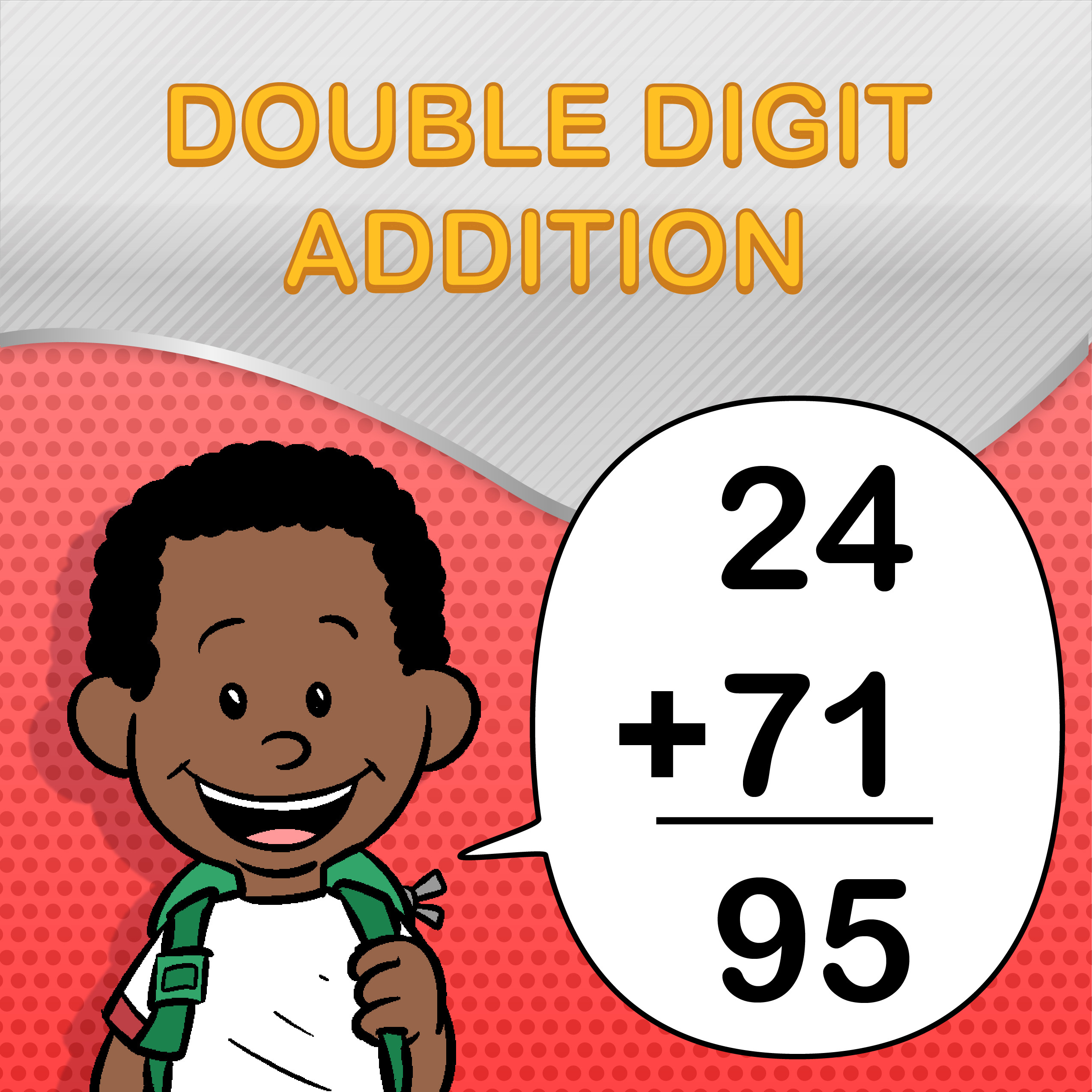 Double Digit Addition Worksheets for Kids | Printable PDFs