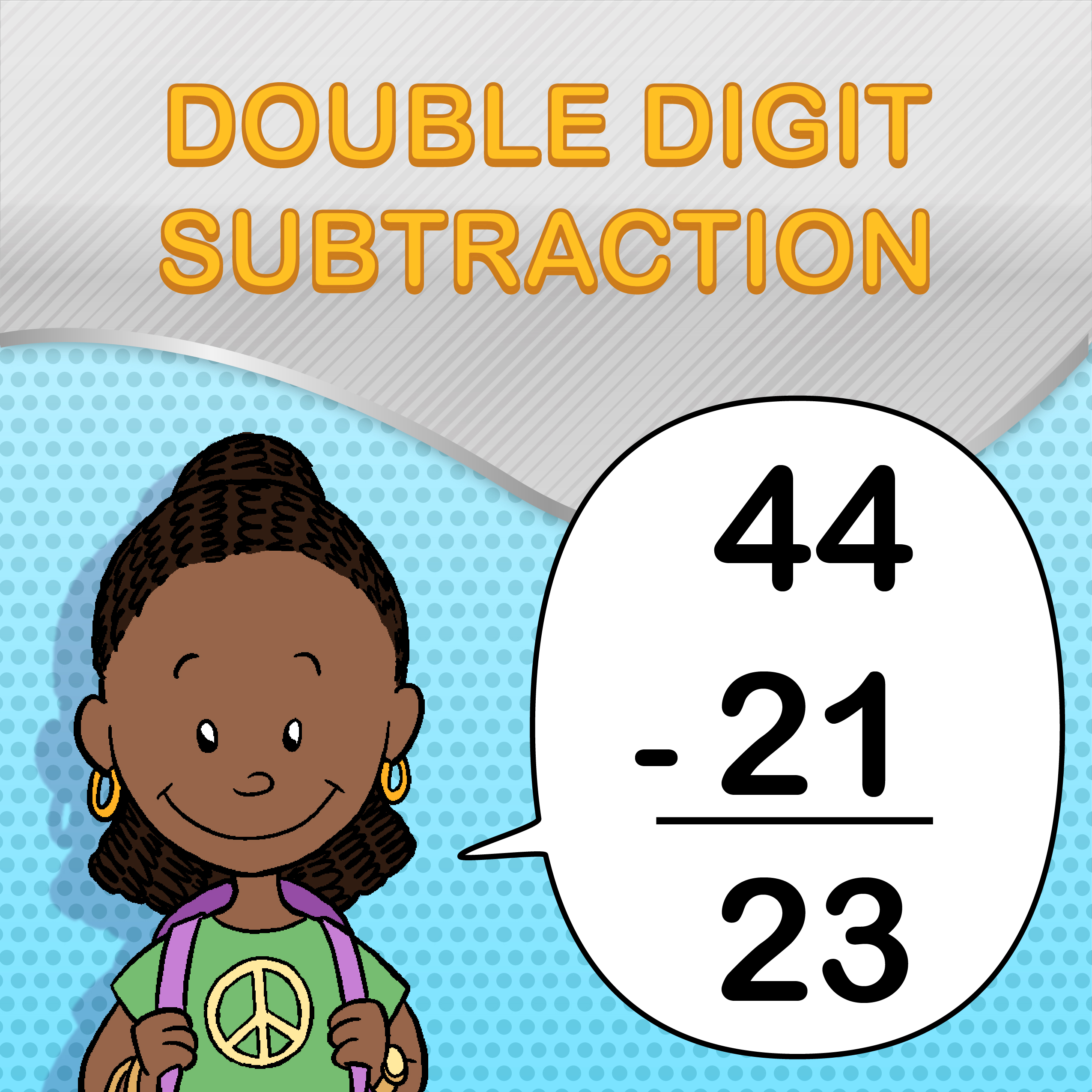 Coloring pages for double digit subtraction - Coloring Pages For Double Digit Subtraction 38