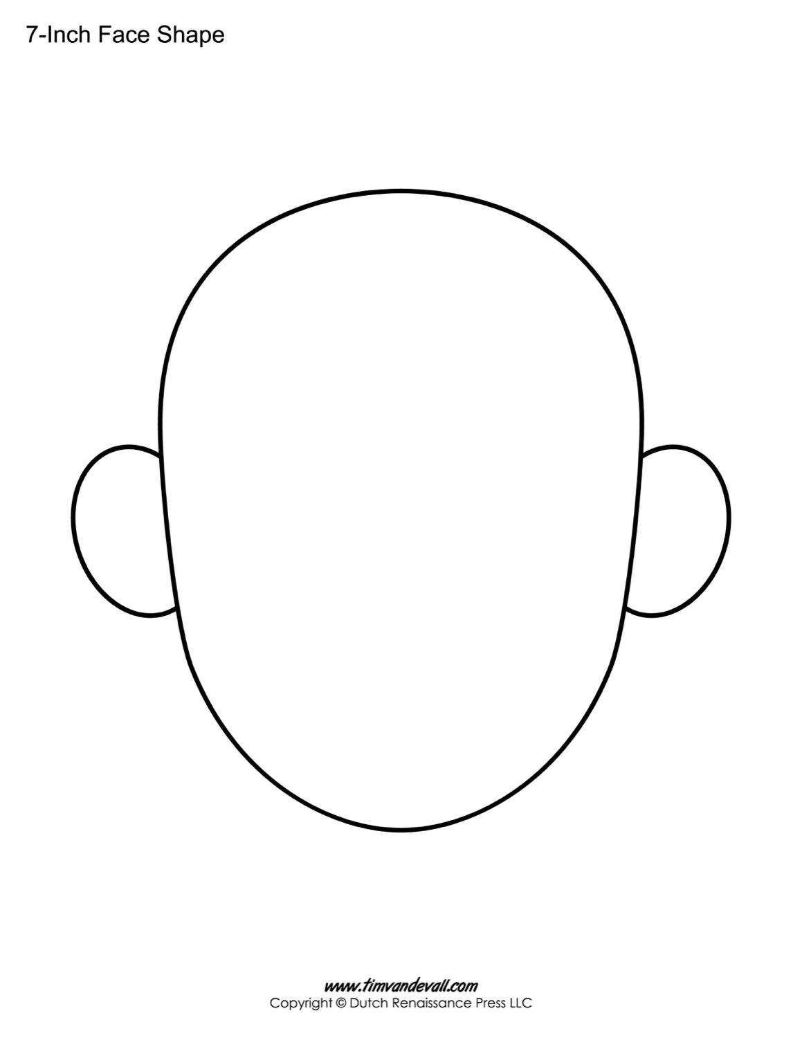 Lucrative image throughout printable shape templates