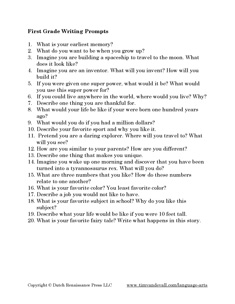 free daily writing prompts [description]get daily creative writing prompts for your short story, fiction or nonfiction novel, essay and more at writersdigestcom[/description] [keywords.