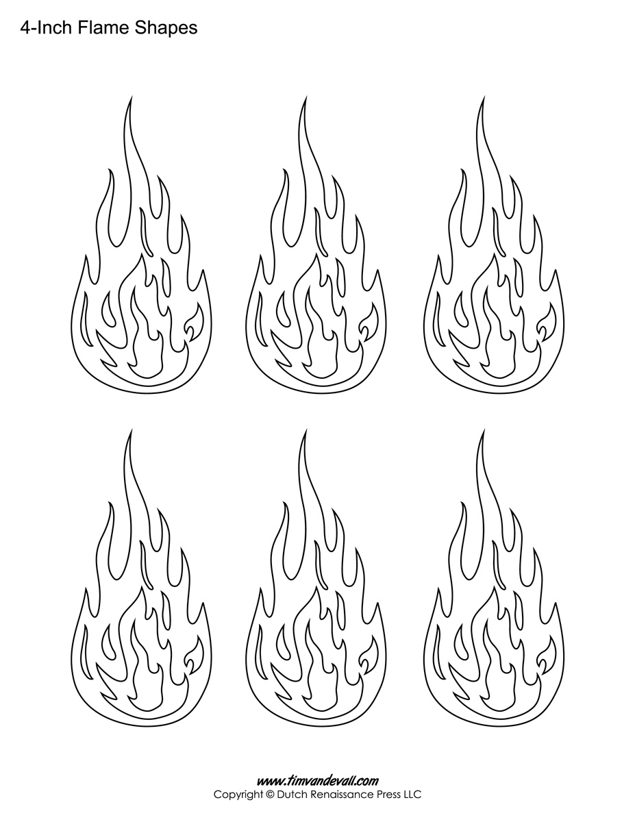 Flame printable sheet