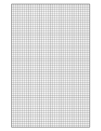 graphic about 11x17 Graph Paper Printable identified as Graph Paper - 11\