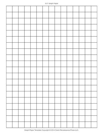 Graph paper 0 5 inch tim 39 s printables for One inch graph paper template