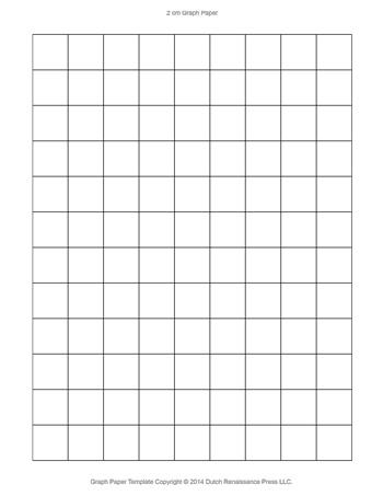 2 Cm Graph Paper Printable – Printable Editable Blank Calendar 2017