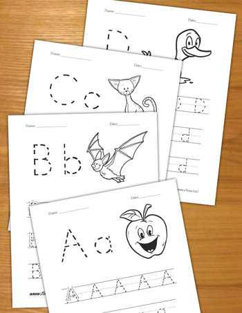 printable handwriting paper for 1st grade