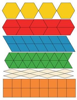 pattern blocks for kids
