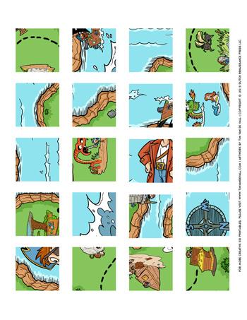 Pirate Puzzle Pieces Tim 39 s Printables