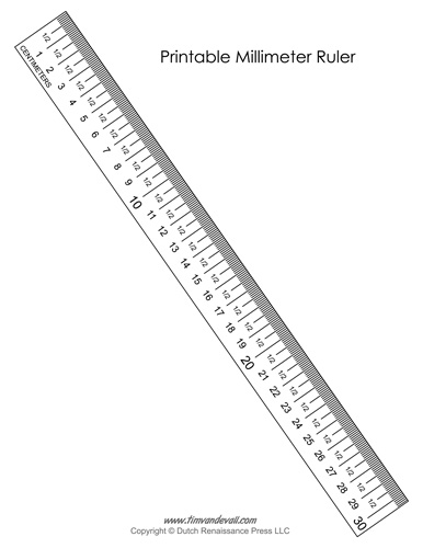 Dynamite image regarding metric ruler printable