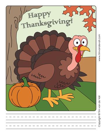 Thanksgiving essay