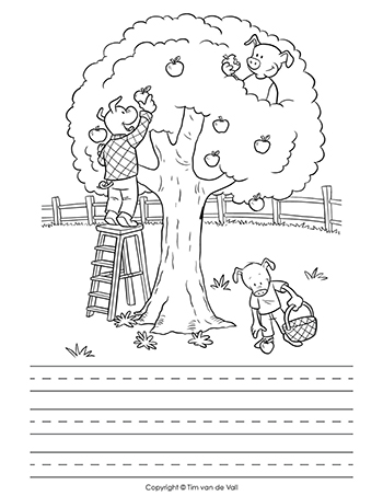 Three Little Pigs Activity Book