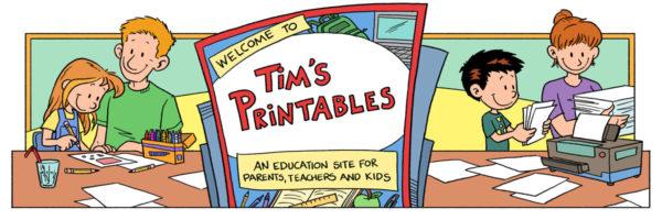 Tim's Printables